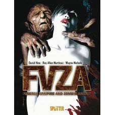 David Hine - FVZA - Federal Vampire and Zombie Agency