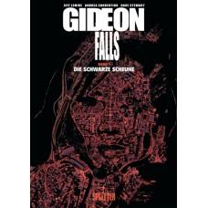 Jeff Lemire - Gideon Falls - Bd. 01 - 04