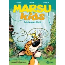 Wilbur & Didier Conrad -Marsu Kids - Bd. 01 - 02