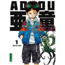 Jaku Amano - Adou Bd.01