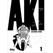 Otomo Katsuhiro - Akira - Farbige Neuausgabe Bd.01 - 06