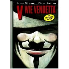 Alan Moore - V wie Vendetta