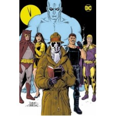 Alan Moore - Watchmen Deluxe Edition
