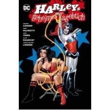 Amanda Conner - Harley Quinn geheimes Tagebuch Bd.01 -02