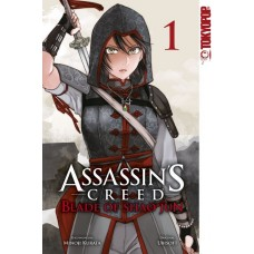 Ubisoft Minoji - Assassin's Creed - Blade of Shao Jun Bd.01 - 02