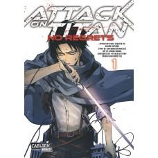 Isayama Hajime - Attack on Titan - No Regrets Bd.01 - 02
