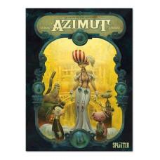 Wilfrid Lupano - Azimut Bd.01 - 05