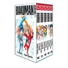 Ohba Tsugumi - Bakuman Bd.15 - 20 Box