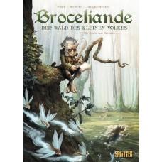 Peru Olivier - Broceliande - Der Wald des kleinen Volkes Bd.01 - 07