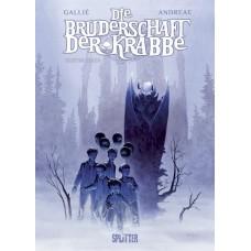 Gallie Mathieu - Die Bruderschaft der Krabbe Bd.01 - 03
