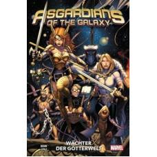 Cullen Bunn - Asgardians of the Galaxy 2018 Bd.01 - 02