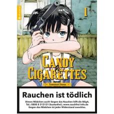 Inoue Tomonori - Candy and Cigarettes Bd.01