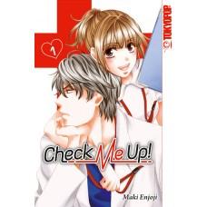 Enjoji Maki - Check Me Up Bd.01
