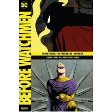 Darwyn Cooke - Before Watchmen Deluxe Edition - Minutemen / Ozymandias / Moloch