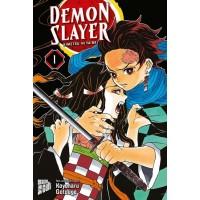 Gotouge Koyoharu - Demon Slayer Bd.01 - 05