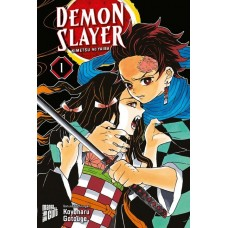 Gotouge Koyoharu - Demon Slayer Bd.01 - 05