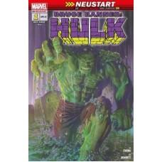 Al Ewing - Bruce Banner Hulk 2018 Bd.01 - 05