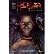 Garth Ennis - Hellblazer Deluxe Edition Bd.01
