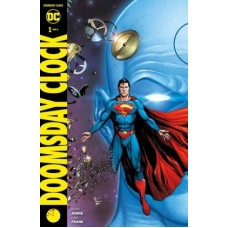 Geoff Johns - Doomsday Clock Bd.01 - 04