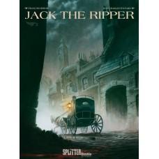 Francois Debois - Jack the Ripper - Splitter Double