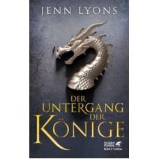 Jenn Lyons - Drachengesänge Bd.01 - 02
