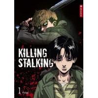Koogi - Killing Stalking Bd.01 - 04