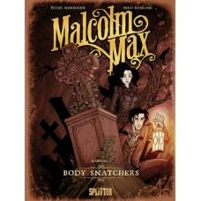 Peter Mennigen - Malcolm Max - Bd. 01 - 04