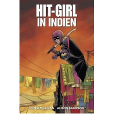 Peter Milligan - Hit Girl in Indien