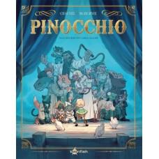 Tim McBurnie - Pinocchio
