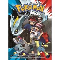 Kusaka Hidenori - Pokémon Schwarz 2 und Weiss 2 Bd.01 - 04