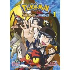 Kusaka Hidenori - Pokémon - Sonne und Mond Bd.01 - 06