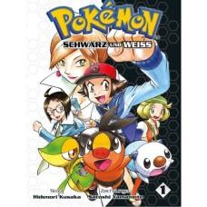 Kusaka Hidenori - Pokémon Schwarz und Weiss Bd.01 - 09