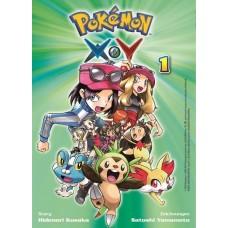 Kusaka Hidenori - Pokémon X und Y Bd.01 - 06