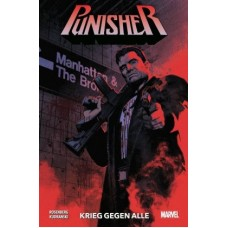 Matthew Rosenberg - Punisher 2018 Bd.01 - 03