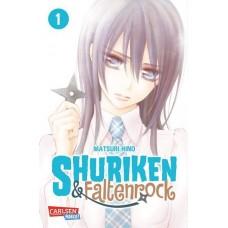 Hino Matsuri - Shuriken und Faltenrock Bd.01 - 02