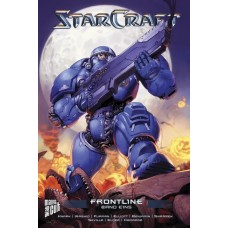 Knaak Richard A - StarCraft Frontline Bd.01 - 04