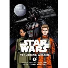 Gray Claudia - Star Wars: Verlorene Welten Bd.01 - 03
