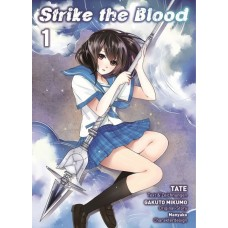Mikumo Gakuto - Strike the Blood Bd.01 - 10