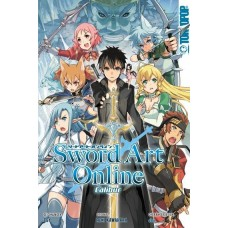 Kawahara Reki - Sword Art Online - Calibur