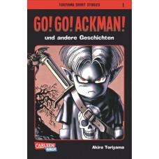 Toriyama Akira - Toriyama Short Stories Bd.01 - 08