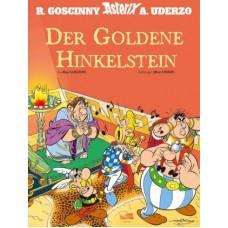Albert Uderzo / René Goscinny - Asterix Der Goldene Hinkelstein - Hardcover