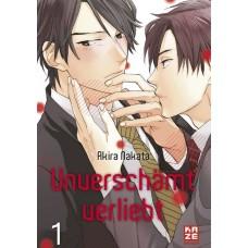 Nakata Akira - Unverschämt verliebt Bd.01 - 02