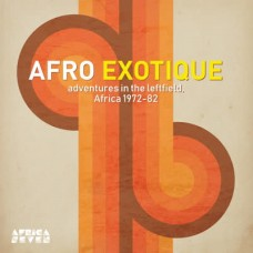 Various - Afro Exotique - Adventures In The Leftfield