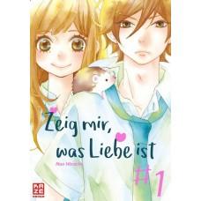 Hinachi Nao - Zeig mir was Liebe ist Bd.01 - 05